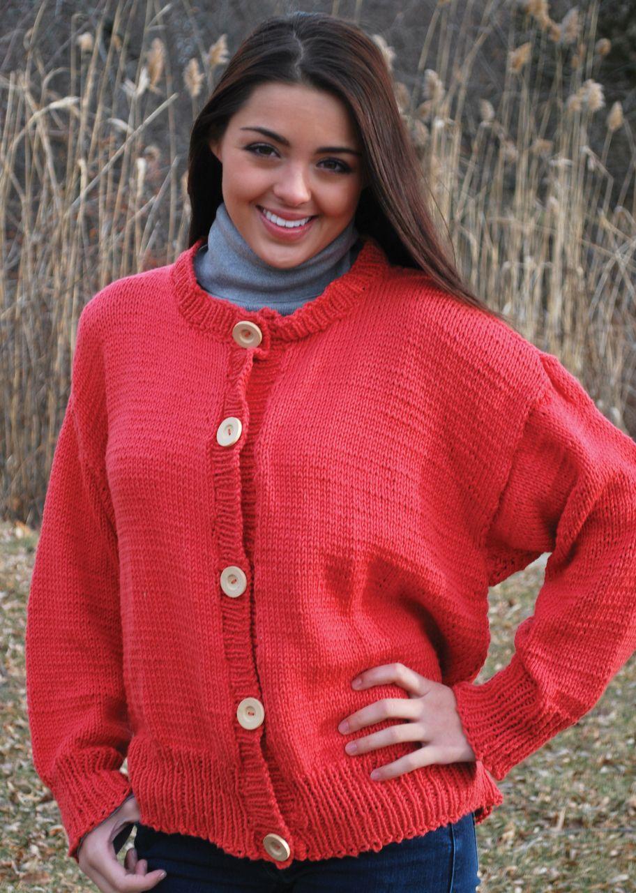 Drop Shoulder Sweater   Loom knitting, Sweaters, Sweater ...