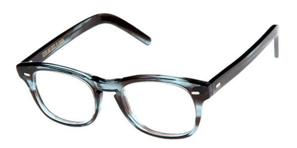 Cutler and Gross 1046 SMB Glasses Smokey Blue ...