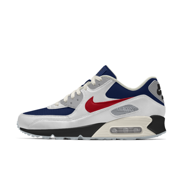 d7ca29aee8 The Nike Air Max 90 By You Custom Shoe in 2019 | Nike | Air max 90 ...