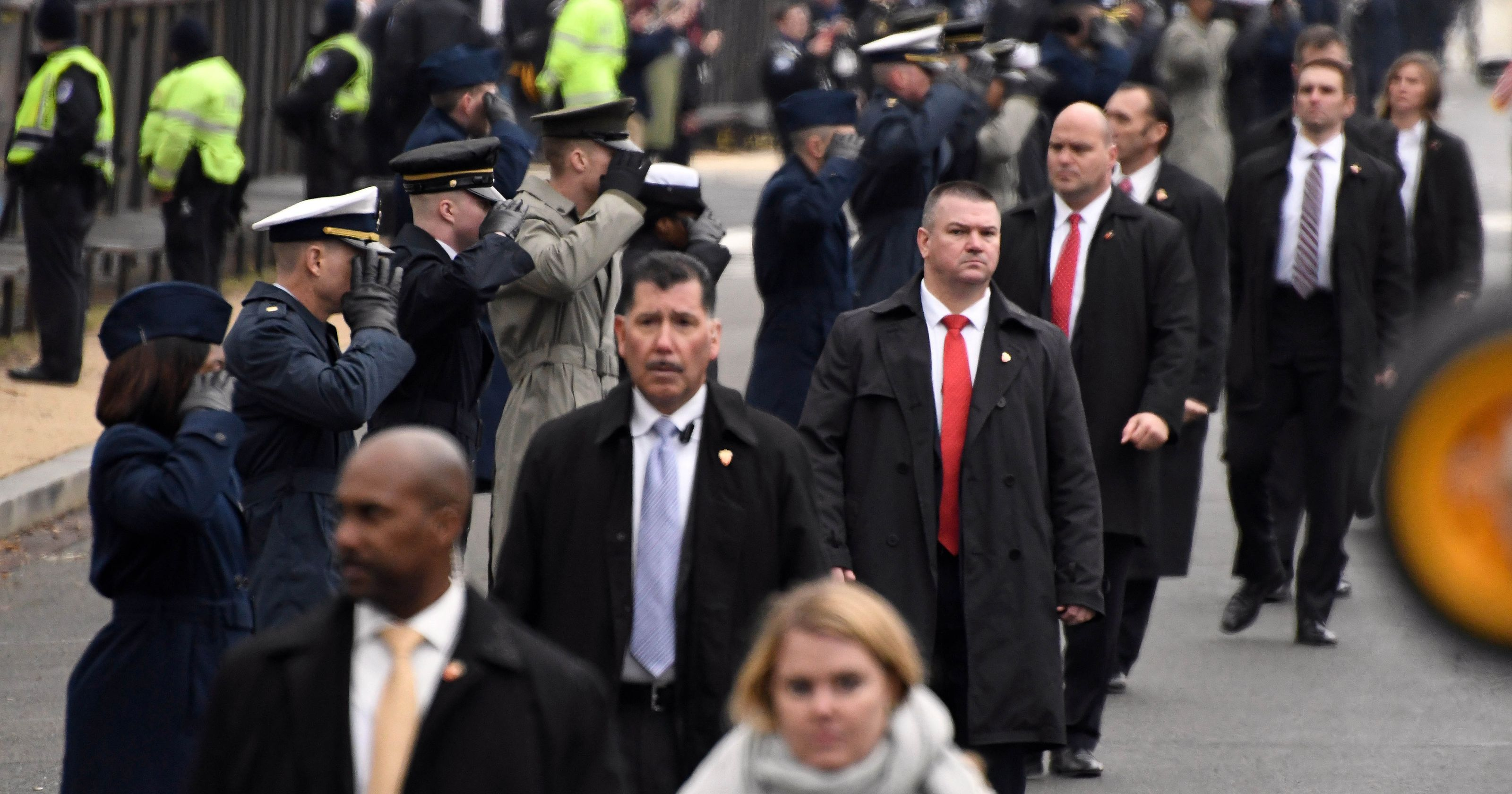 Exclusive Secret Service depletes funds to pay agents