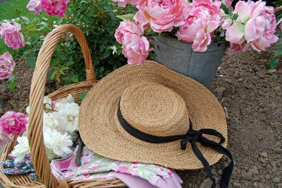17 Best images about Garden hat on Pinterest Gardens Prudence