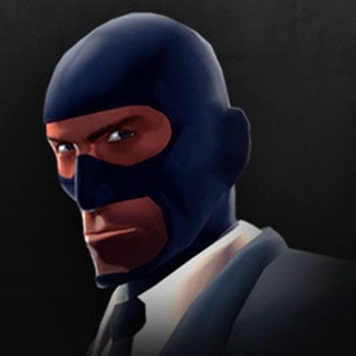 Blu Spy Team Fortress 2 Team Fortress 2 Character Inspiration
