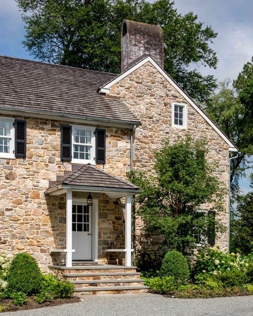 """""""Sympathetic addition,"""" Kennett Square, PA. Period Architecture, Chadds Ford. Angle Eye Photography."""