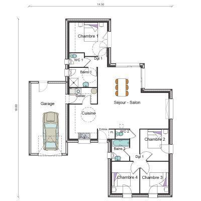 CARDI-P04  Plan bricolage décoration Pinterest