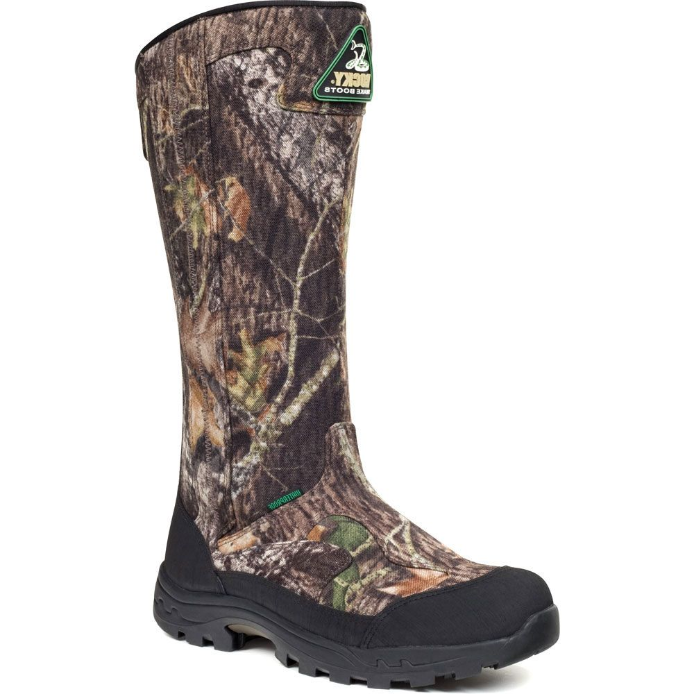 Rocky 5257 RidgeTop Waterproof Outdoor Hiker?Mens Hiking Boots Shoes