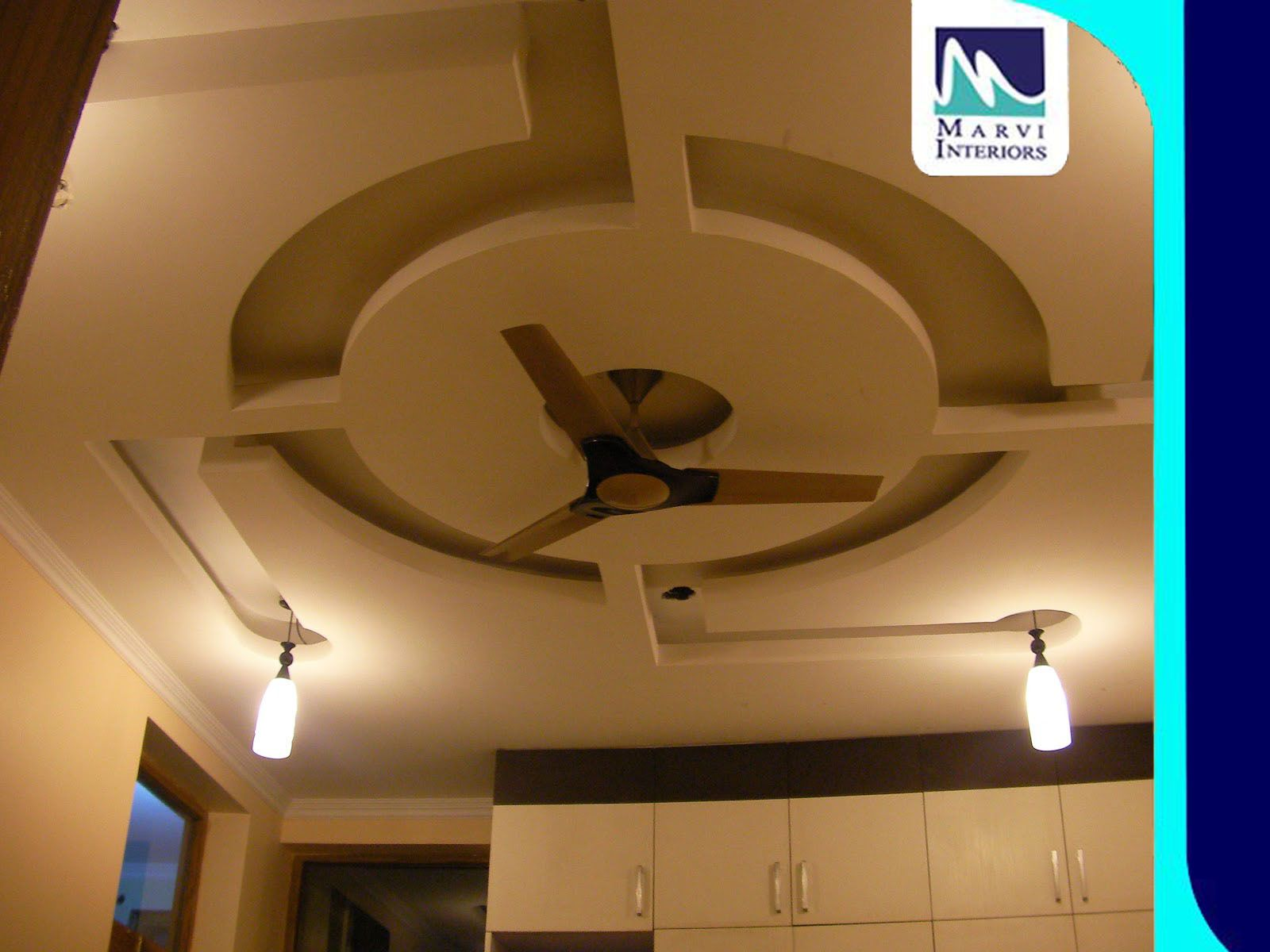 Marvi Interiors Is A Pioneer And Leader In Karachi And Across Pakistan In False Ceilings And Offers A Wi False Ceiling Design Pop Ceiling Design Ceiling Design