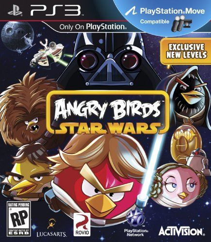 Angry Birds Star Wars Playstation 3 Learn More By Visiting The