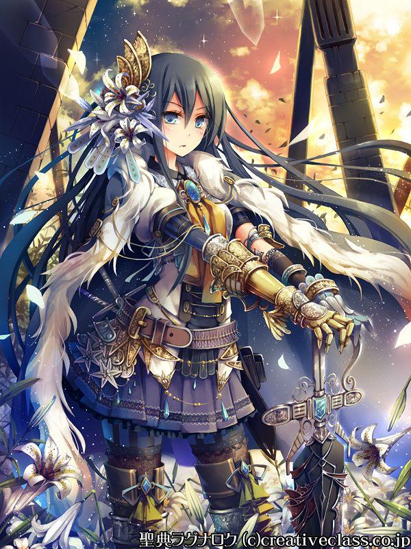 The Swordsman Of Black Hair Tokyo Otaku Mode β Anime Overload