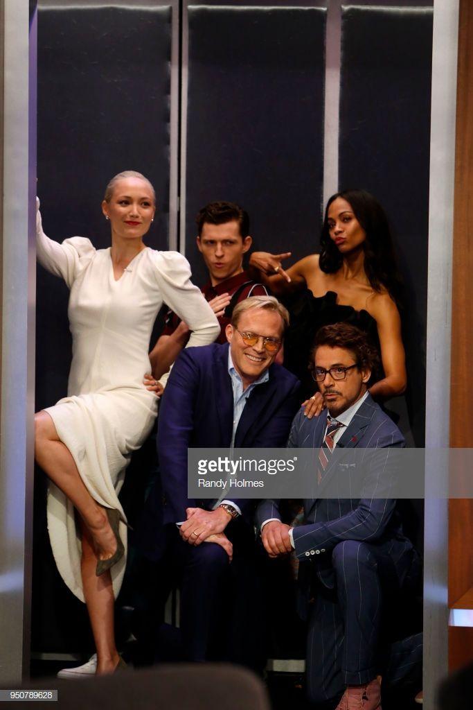 """ABCs """"Jimmy Kimmel Live"""" – Season 16"""
