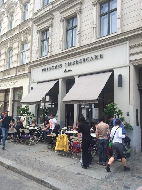 Princess Cheesecake Restaurant Berlin Berlin Princess Cheesecake