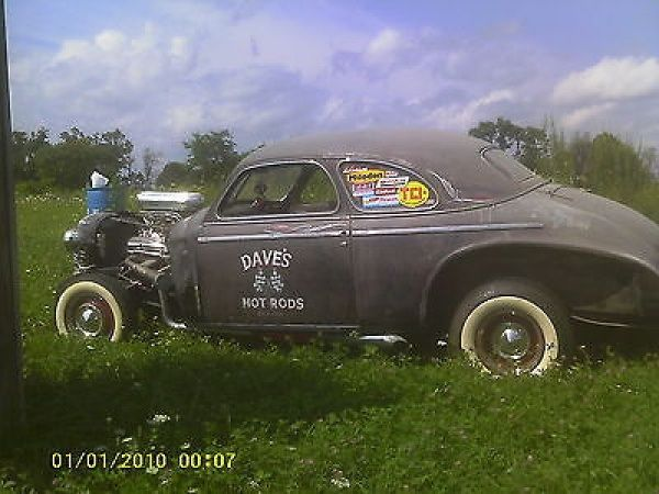 Chevrolet Other Standerd 1941 Chevy Coupe Rat Rod Rat Rod Coupe Chevrolet