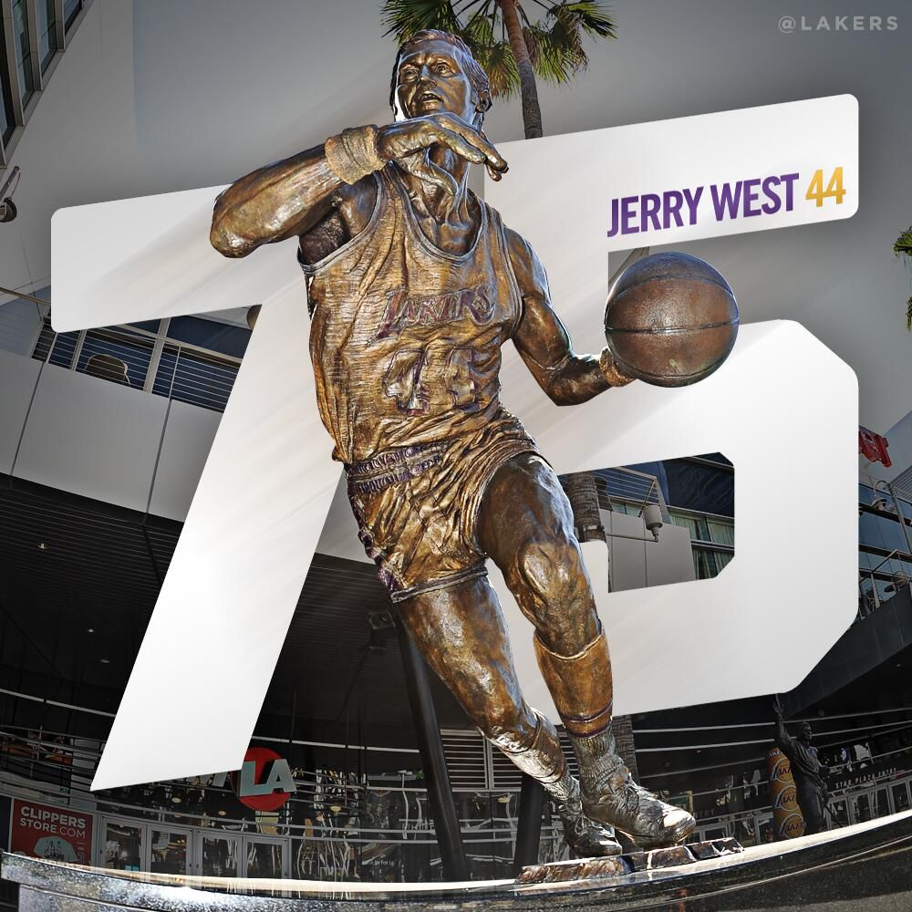 Jerry West (With images) Lakers, Los angeles lakers
