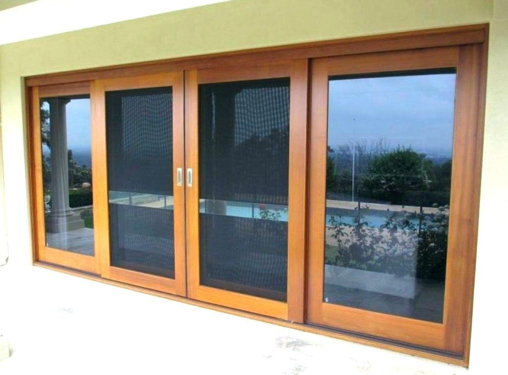 Multi Panel Patio Doors Wen Sliding Doors 4 Panel Sliding Door Cost Door Beautiful 4 Panel Sliding Timber Sliding Doors External Sliding Doors Fly Screen Doors