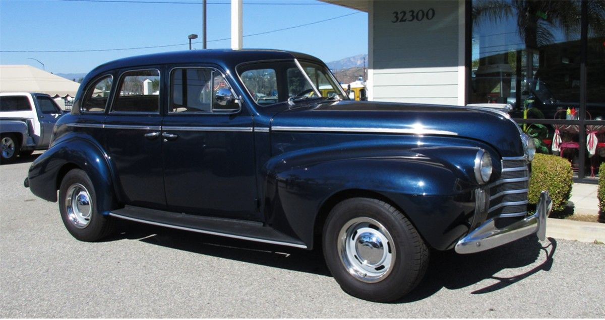 1940 oldsmobile series 60 4 door sedan 5th car cars i