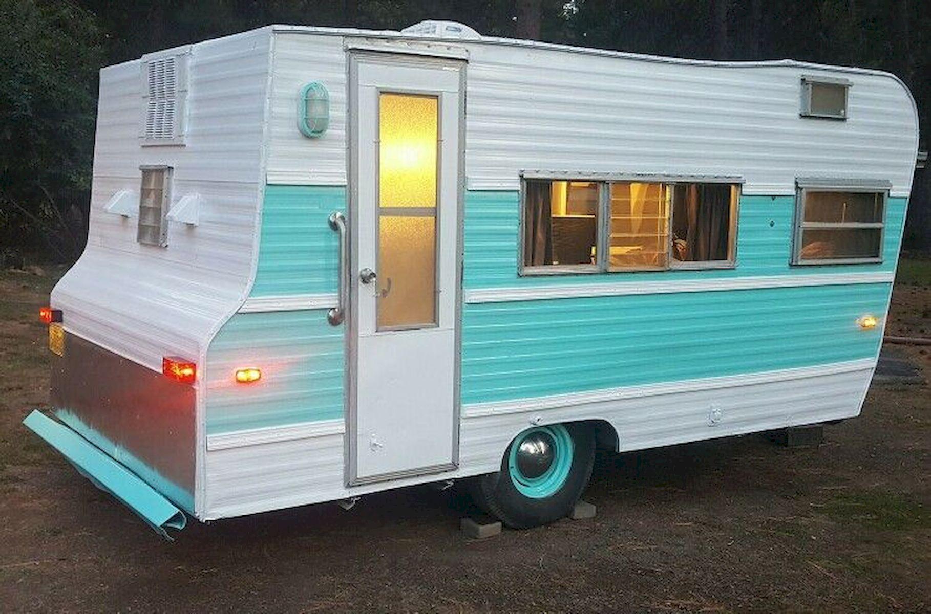 24 Vintage Rv Remodel Ideas Vintage Rv Vintage Camper Interior