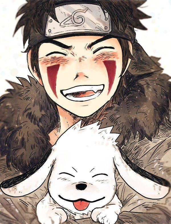 Kiba Akamaru Owo Pinterest Manga Anime Mangas And Naruto