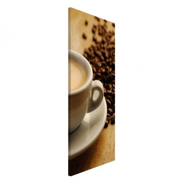 Magnettafel - Espresso #Küche #kitchen #essen #food #kochen - magnettafel f r die k che