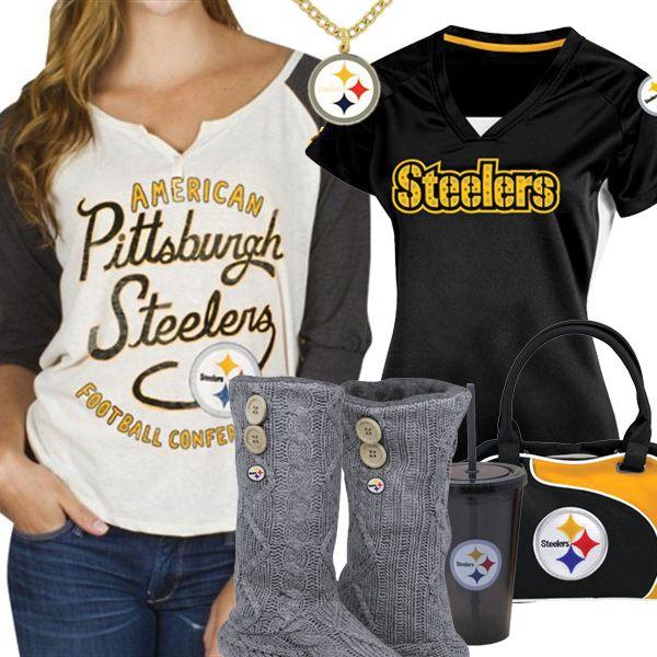 4416414f13d Cute Pittsburgh Steelers Fan Gear
