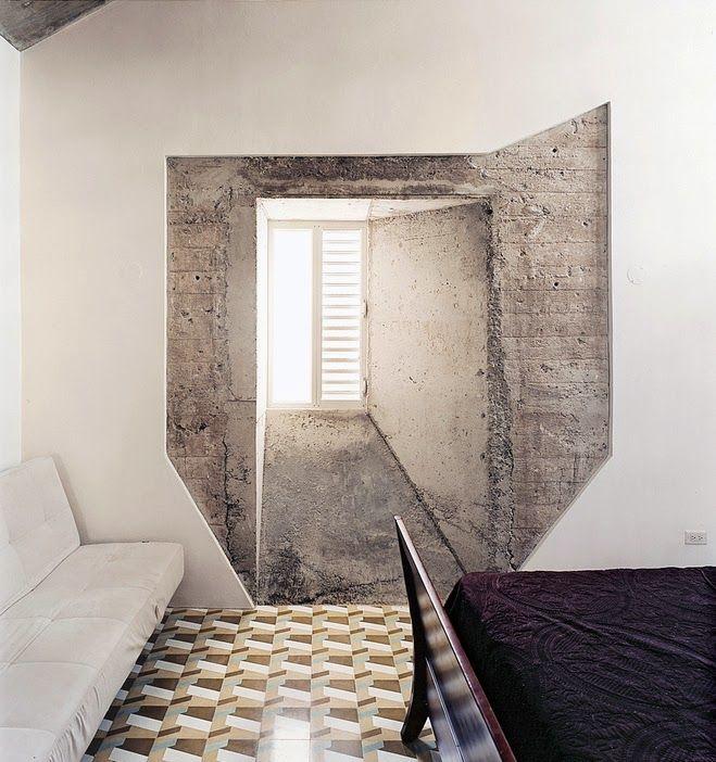 originale architecture int rieure perspectives pinterest interieur architecture et. Black Bedroom Furniture Sets. Home Design Ideas
