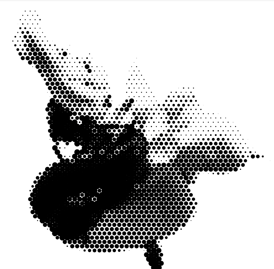 Pin by Anna Rebeka Magyar on Graphic design Halftone