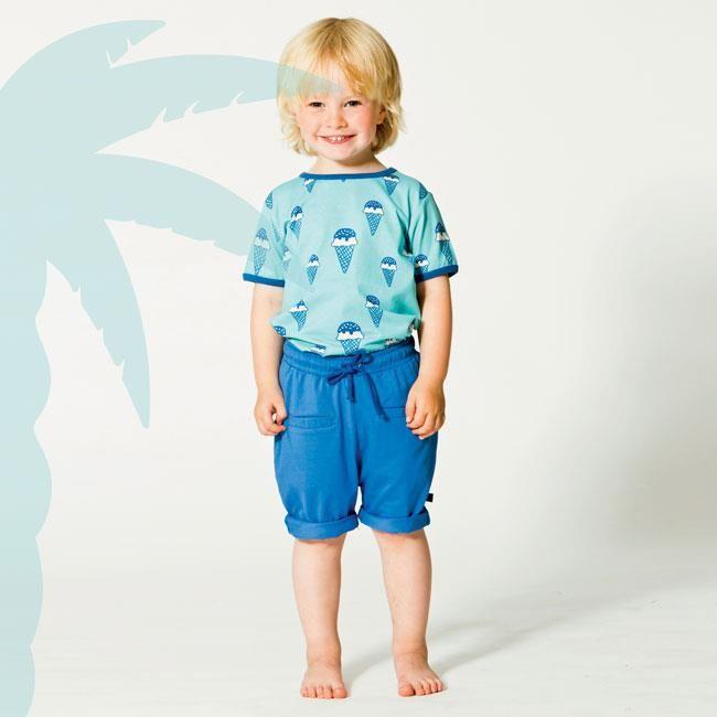 02fc68fdec Smafolk s s tee - Blue Icecream Retro Baby Clothes - Baby Boy clothes -  Danish Baby Clothes - Smafolk - Toddler clothing - Baby Clothing - Baby  clothes ...
