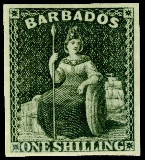 1858 Barbados