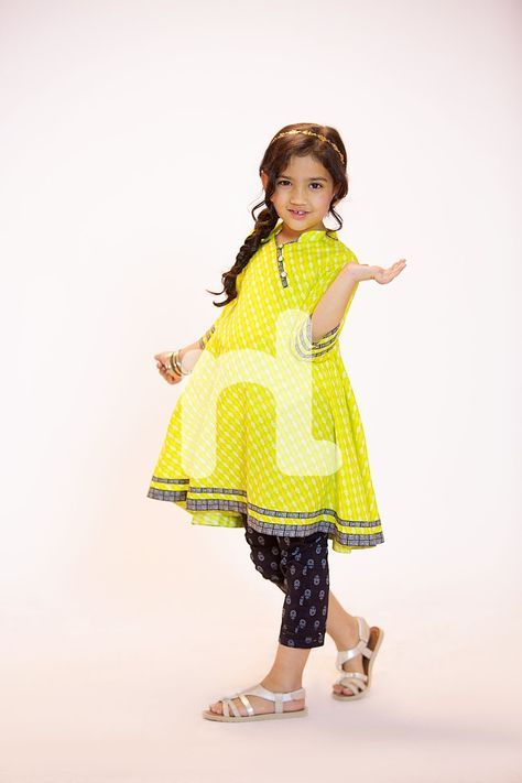 39d14ac0d6cd Nishat Linen Kids Summer 2017 Collection With Price | kids | Dresses ...