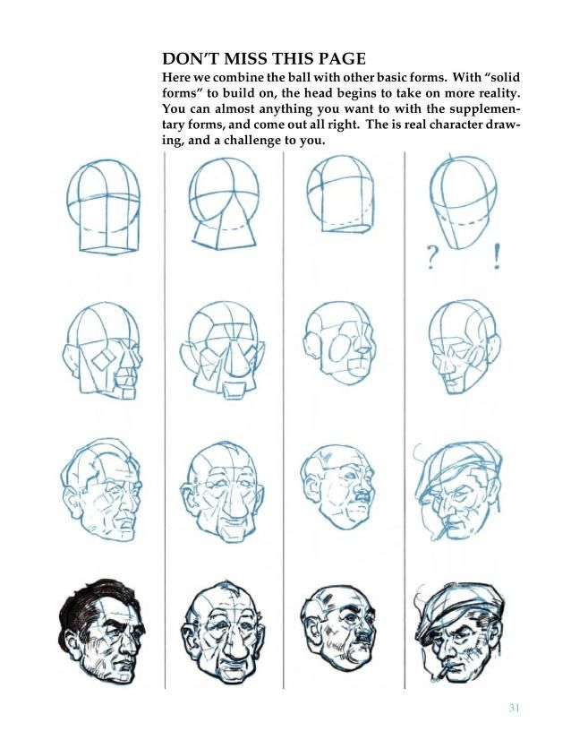 Fun With a Pencil by Andrew Loomis. Download this book ...