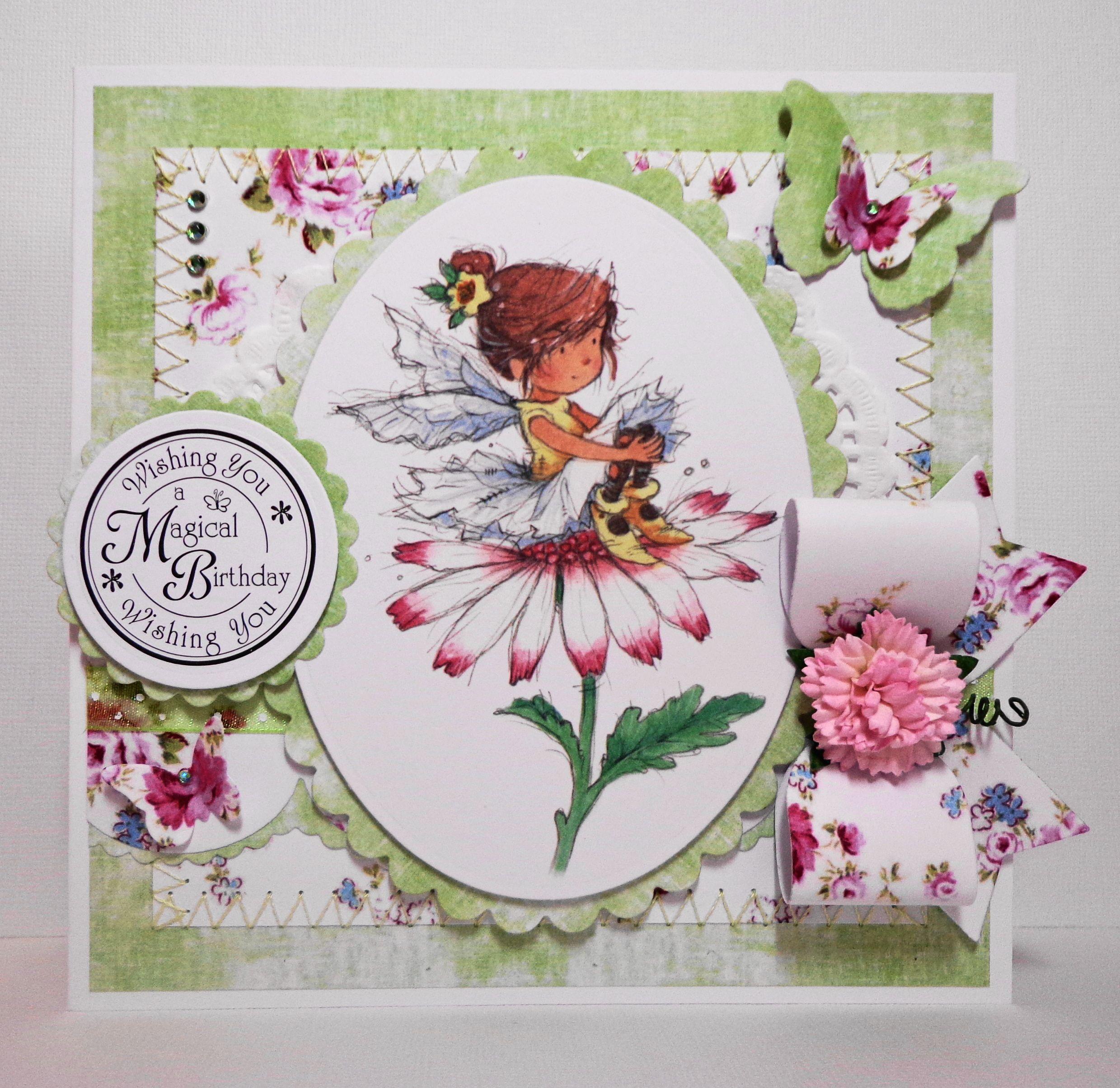 LOTV - Magical Fairies Art Pad by Amanda Stokes
