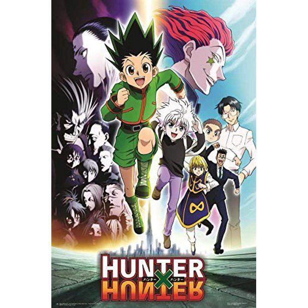 Hunter X Hunter Anime Poster - Group - 24