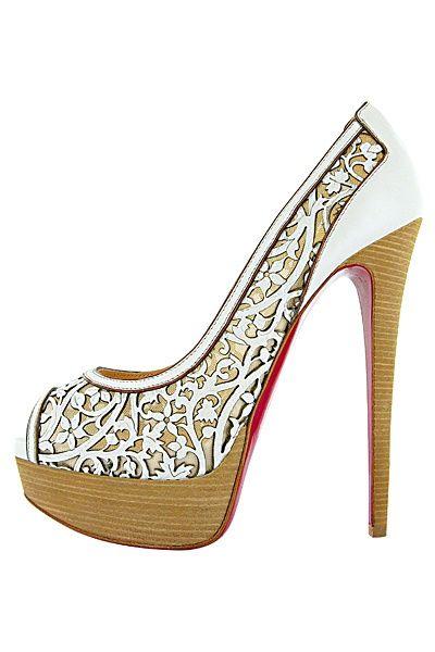Christian Louboutin Design works No.951 |2013 Fashion High Heels