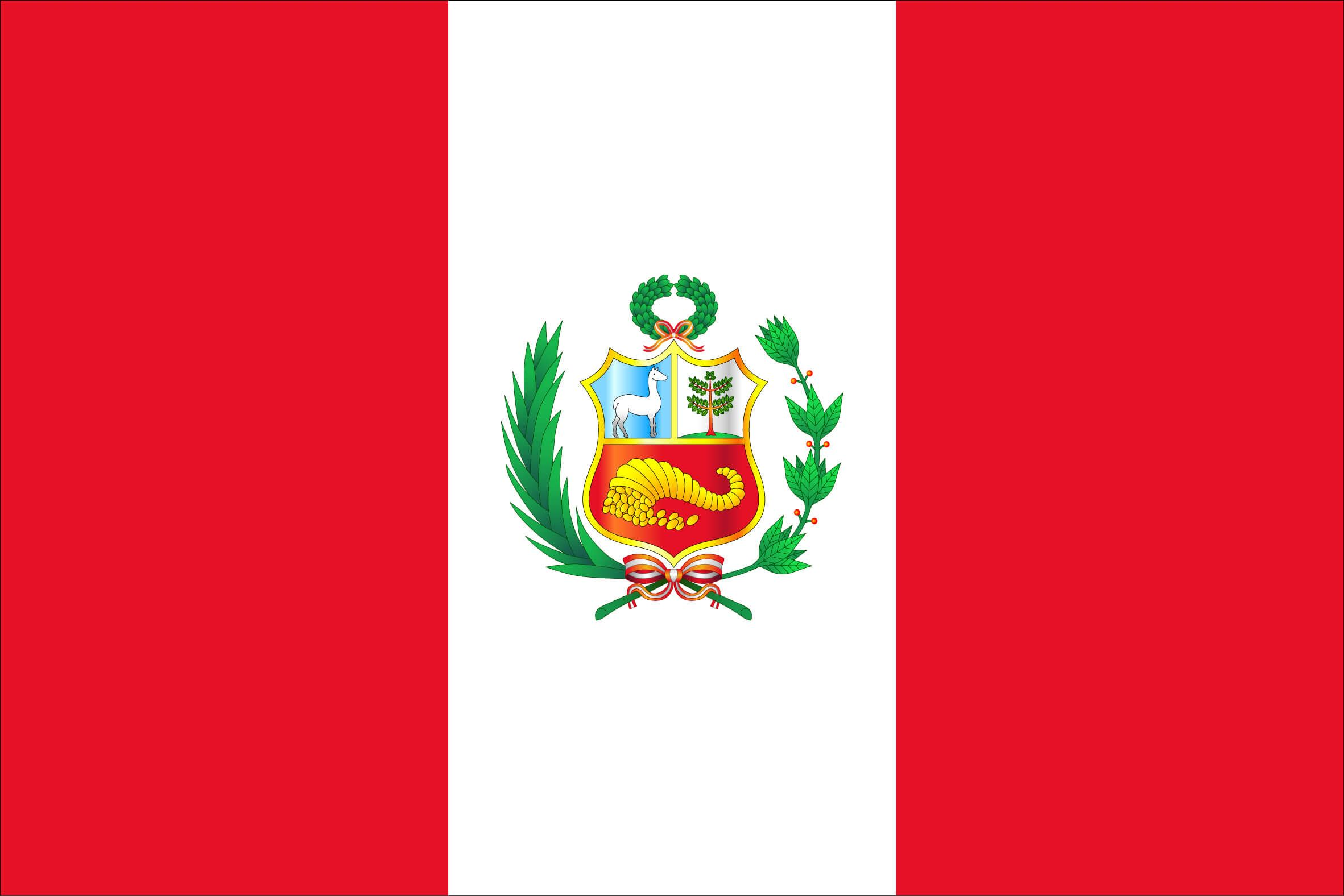 Peru Flag colors - Peru Flag meaning & history | Flags | Pinterest