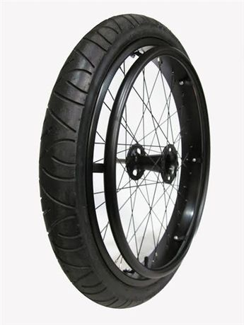 """Sumo Beach and snow - Offroad wheelchair tires - 24"""" 