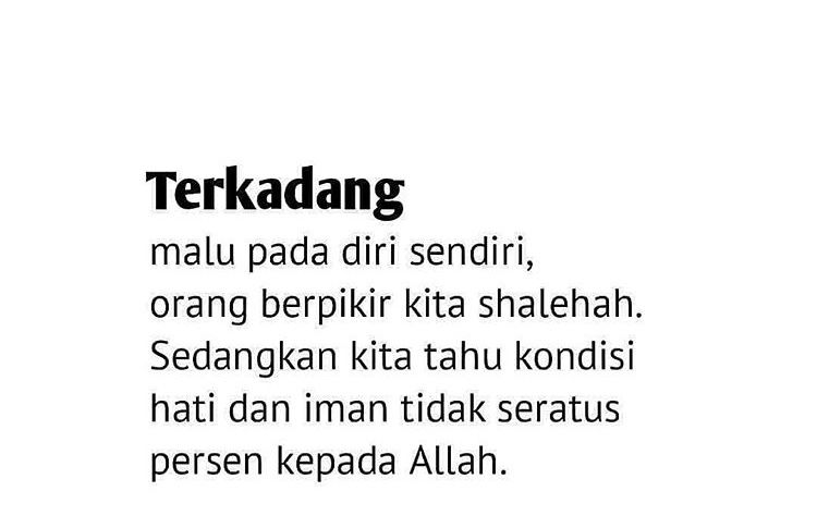 Kata Mutiara Pray Pinterest Quotes Islamic Quotes And Quotes