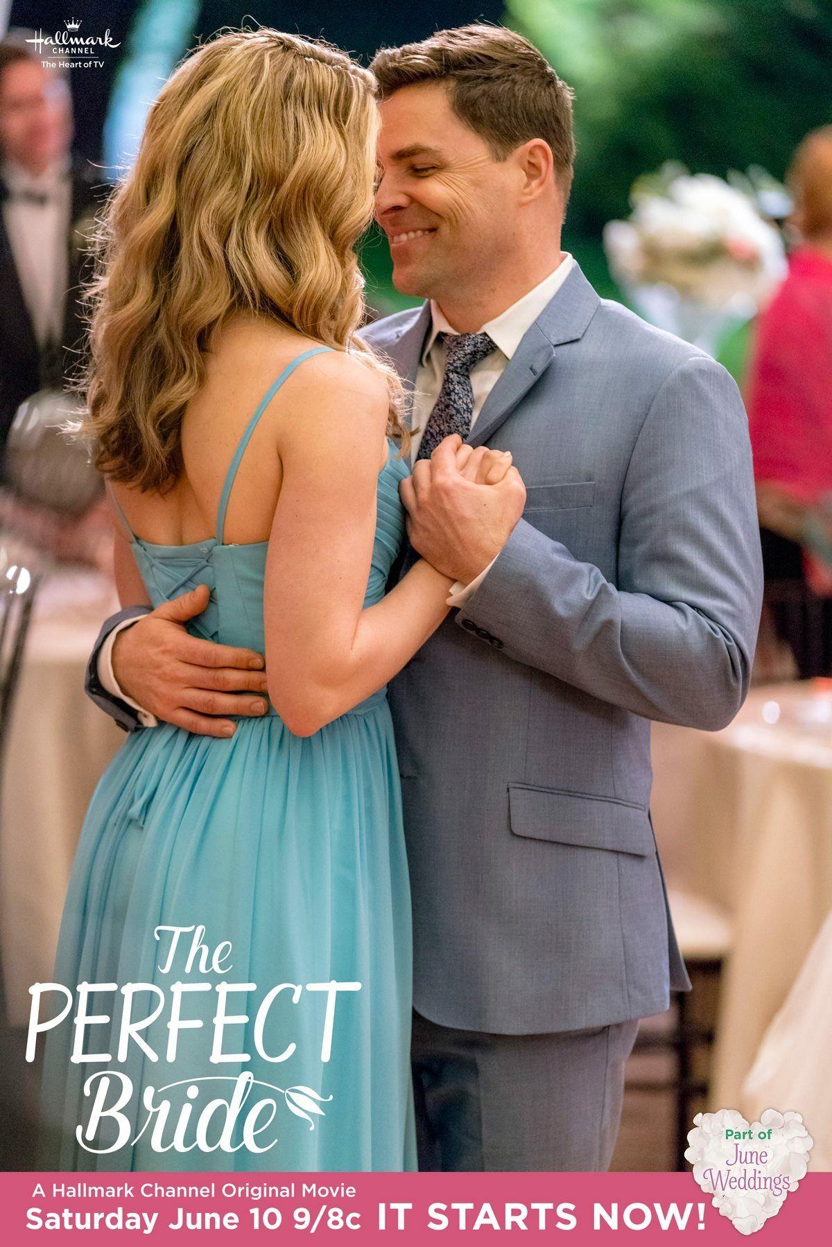 The Perfect Bride | Hallmark Movies in 2018 | Pinterest | Hallmark ...