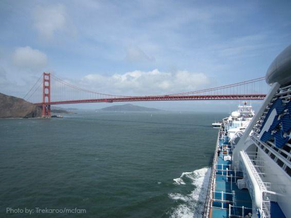 Check Off The Bucket List Family Cruising On Princess Cruises - California coast cruises