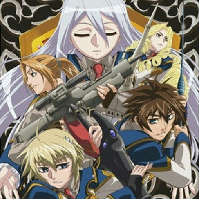 Chrome shelled regios Anime, Anime english sub, Anime
