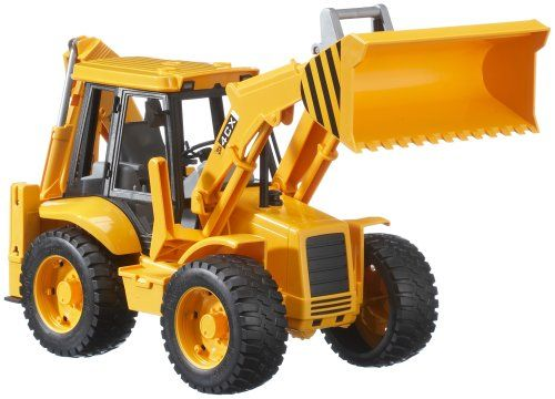 Best Gifts And Toys For 7 Year Old Boys Backhoe Loader