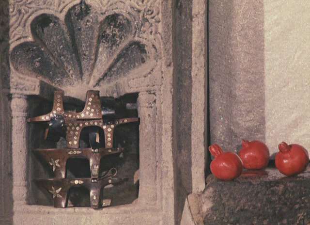 sayat nova (the color of pomegranates) -- sergei parajanov - practical gnosis