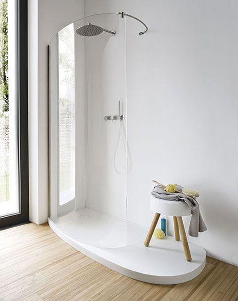 Hocker Fur Duschen Fonte By Monica Graffeo Rexa Design Badezimmer