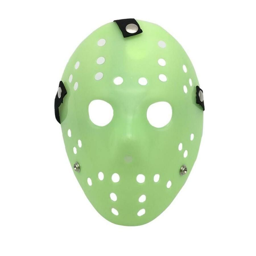 Jason Voorhees Friday The 13th Horror Creepy Cosplay Scary Mask Halloween Mask D