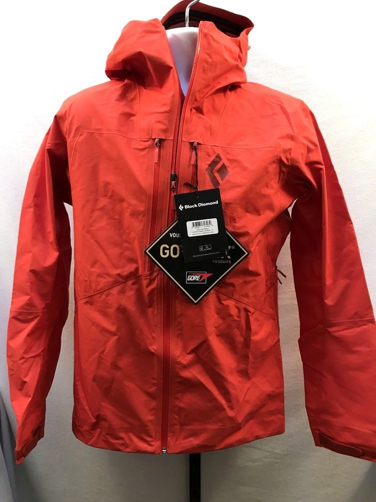 BLACK DIAMOND Helio Shell Jacket Gore-Tex Octane Ski