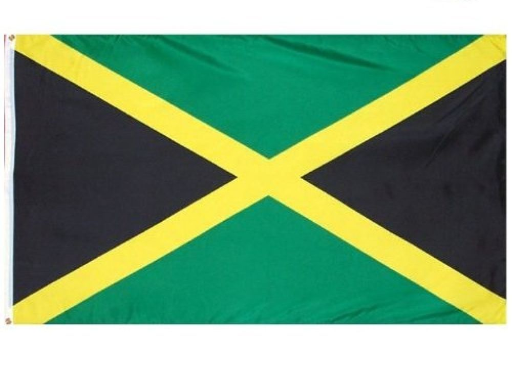 3x5 Jamaica Jamaican Flag Indoor Big Outdoor Country Banner New Jamaica National Jamaica Flag Country Flags