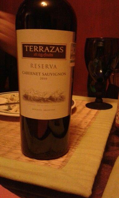 Terrazas De Los Andes Vinos Los Andes Terrazas