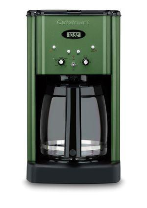 Get cuisinart coffee maker latest discounts and promos at cuisinart-coffee.com.