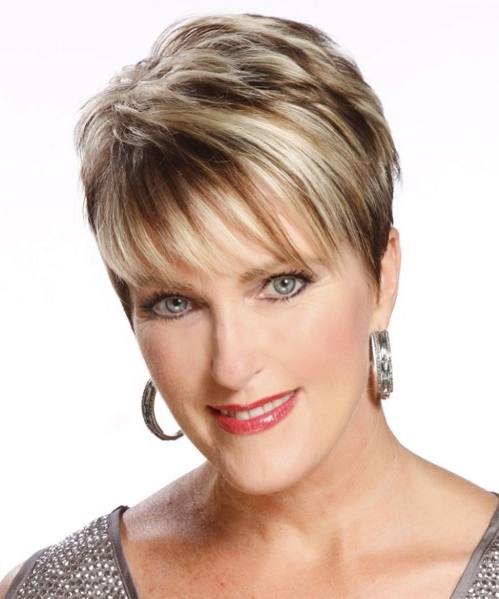pixie haircuts women over 60