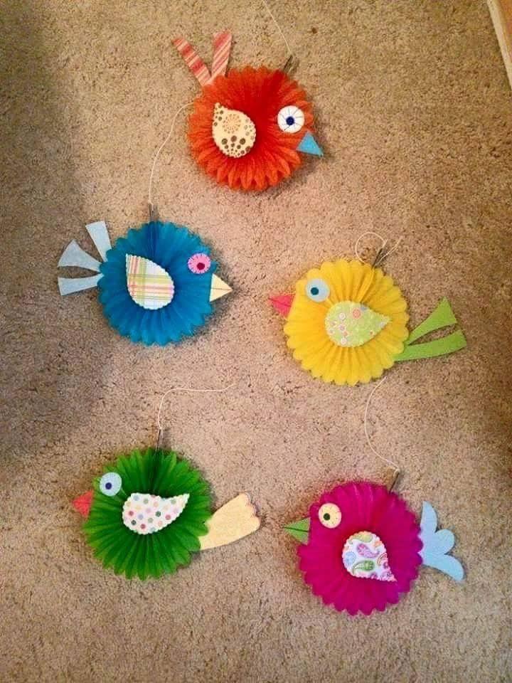 Classroom Bulletin Boards The Crafts For Kids Hobby Ideas Paper Birds School Art Sunday Stuff