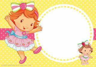 Kit Festa Moranguinho Baby Para Imprimir Gratis Festa
