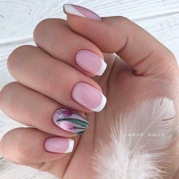 Идеи дизайна ногтей - фото,видео,уроки,маникюр ...