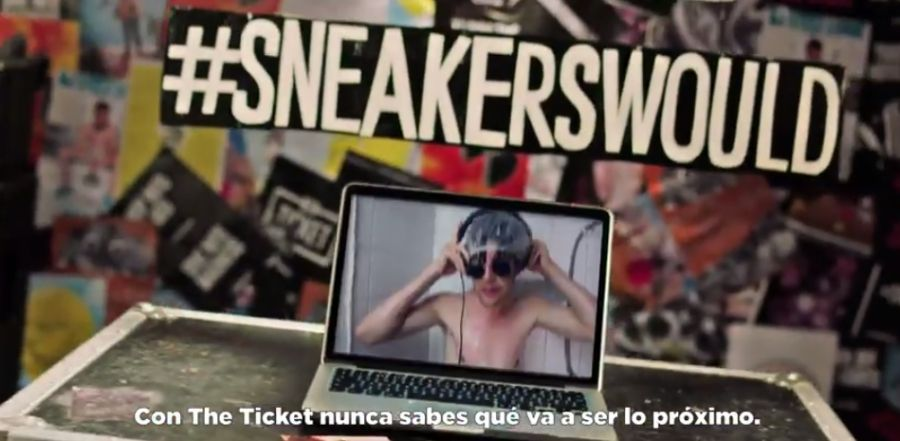 The Ticket by Converse - good2b lifestyle Barcelona & Madrid